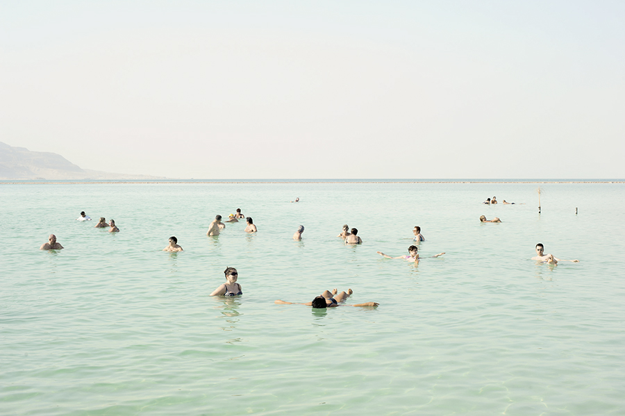 Dead Sea, 2011, 50X75cm baritated paper 310g. digital pigment ink prints - edition of 5 - 500 euro